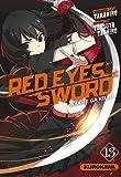 Red Eyes Sword Akame Ga Kill - T13 (13)