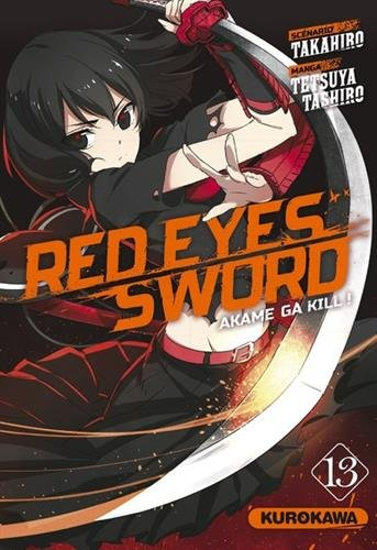 Red Eyes Sword \\\\ Akame Ga Kill - T13 ...