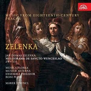 Zelenka, Music From Eighteenth-century Prague
