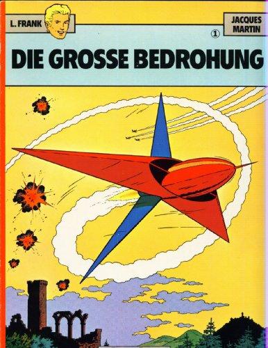 Gebraucht, L. Frank Bd. 1. Die große Bedrohung gebraucht kaufen  Wird an jeden Ort in Deutschland