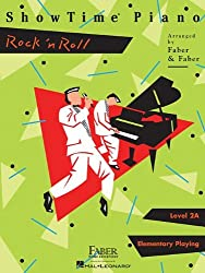 Showtime Piano Rock 'N Roll Faber Piano Adventures Series by Nancy Faber (2012-01-01)