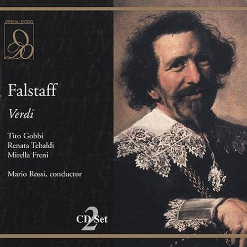 Verdi : Falstaff. Rossi, Gobbi, Tebaldi, Freni