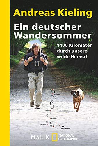 Buch Grüne Grenze (Ein deutscher Wandersommer: 1400 Kilometer durch unsere wilde Heimat)