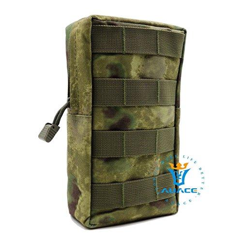 Multifunktions Survival Gear Tactical Beutel MOLLE Beutel Tactical Everyday Tragetasche, Outdoor Camping tragbar Handtaschen Taille Bag Werkzeugtasche Travel Handy Tasche ATFG