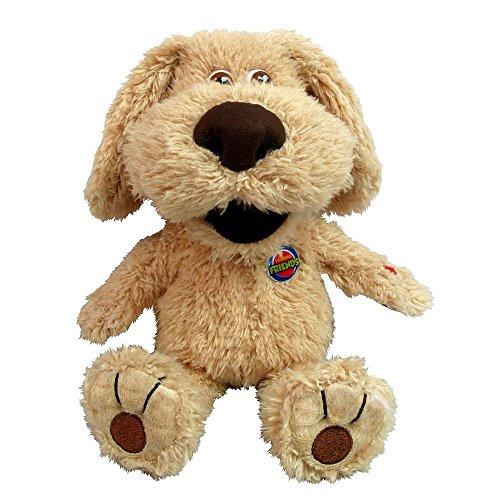 TOYLAND Amigos Que Hablan - 30cm Talking Ben Dog Juguete...