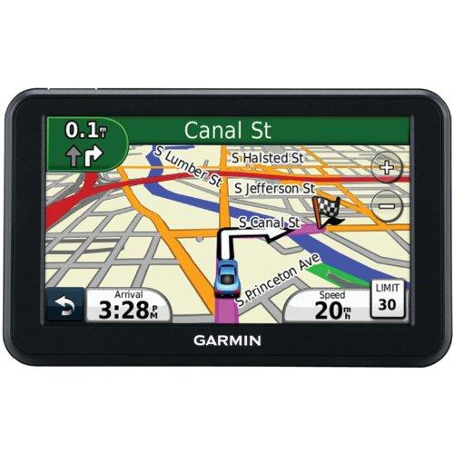 """Garmin nüvi 50 - GPS Receiver - Automotive - 5"""" - Widescreen (010-00991-01) -"""