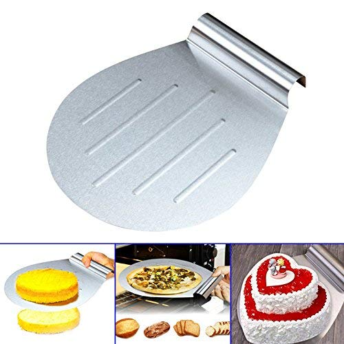 InSense Cake Stand Turntable Cake Decorating Shovel Transfer Cake Tray Plate Cake Lifter -