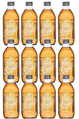 Hey Dude Pfirsich Eistee - Peach 12 x 0,33 Liter