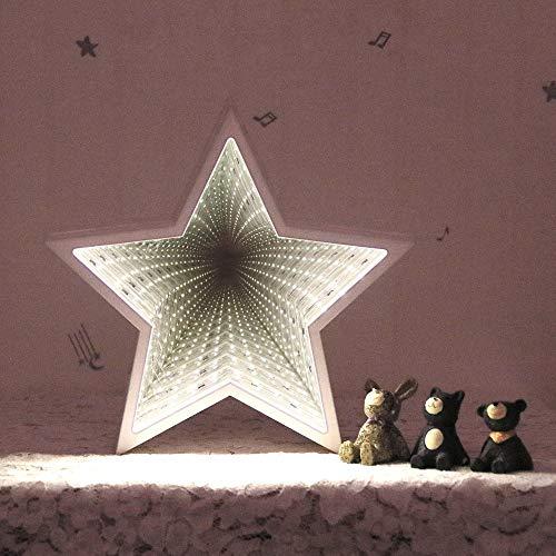 QIANGUANG Luz Nocturna LED Con Forma Creativa neón