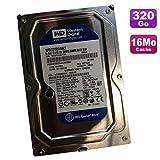 Western Digital - Hard Disk 320 GB SATA II 3,5' WD Caviar Blue WD3200AAKX-083CA0 0A37655 03T7040
