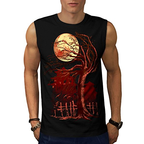 bonsai-tree-temple-japan-asia-men-new-black-xl-sleeveless-t-shirt-wellcoda