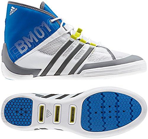 Adidas Damen Herren Sailing Bootsschuh BM01, Farbe:blau, Größe:45 1/3