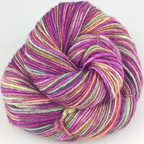 Manos Del Uruguay Silk Blend DK 5000 Cincuenta, 50g, Merinowolle mit Seide, handgefärbt mit wunderschönem Farbverlauf -