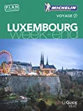 Guide Vert Week-End Luxembourg Michelin...