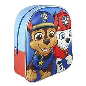 51gqK9%2BOD7L. SS300  - Paw Patrol La Patrulla Canina CD-21-2113 2018 Mochila Infantil, 40 cm, Multicolor