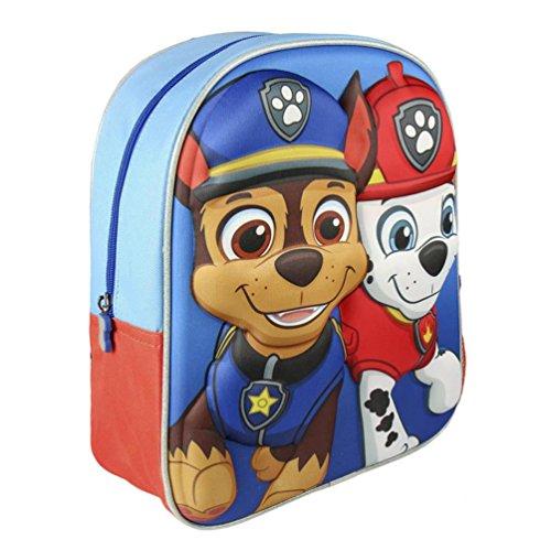 Paw Patrol La Patrulla Canina CD-21-2113 2018 Mochila Infantil, 40 cm