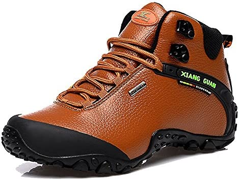 Xiang GUANNew,Fashion,High-Top,Leather,Outdoor,Sport Style - Pantofole a Stivaletto Uomo B01FVRW7F2 Parent Parent Parent | Colore molto buono
