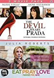 DVD - Devil wears prada & Eat pray love (2dvd) (1 DVD)