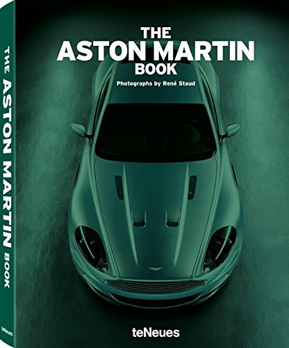the Aston Martin Book small ed. (Designfocus) por Rene Staud