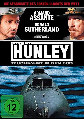 Die Hunley - Tauchfahrt in den Tod [Limited Edition]