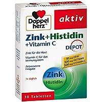 Preisvergleich für Doppelherz Zink + Histidin Depot Tabletten 30 stk