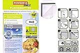 PowerfixProfi+ Fliegengitter für Fenster (Weiß)