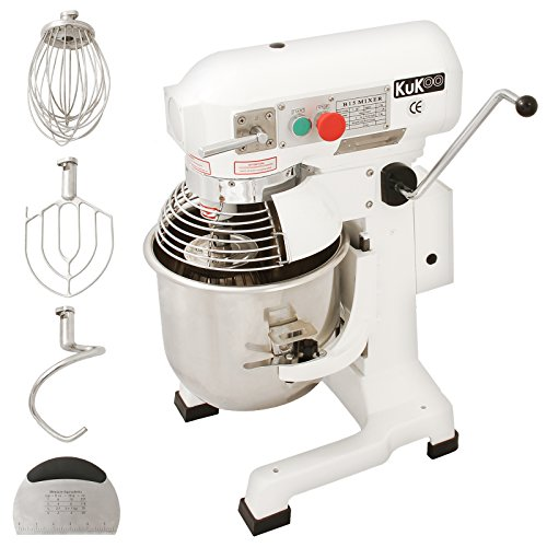 51gqPudZQbL. SS500  - KuKoo Commercial Food Mixer/Planetary Stand Mixer/Bakery Equipment Dough Cake Bread