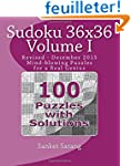 Sudoku 36x36: Mind-blowing Puzzles fo...