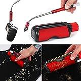 Roamwild Car Crack Vac - Cordless car interior cleaning tool kit - For