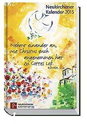 Neukirchener Kalender 2015. Buchausgabe Großdruck