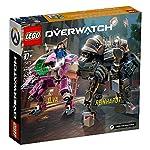 LEGO Overwatch Omnic Bastion 182-Piece Building Kit  LEGO