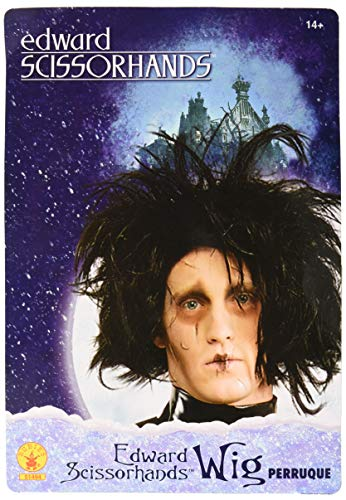 Rubie's Offizielle Edward Scherenhände Perücke, Halloween-Zubehör (Kostüm Mit Halloween Edward Den Scherenhänden)
