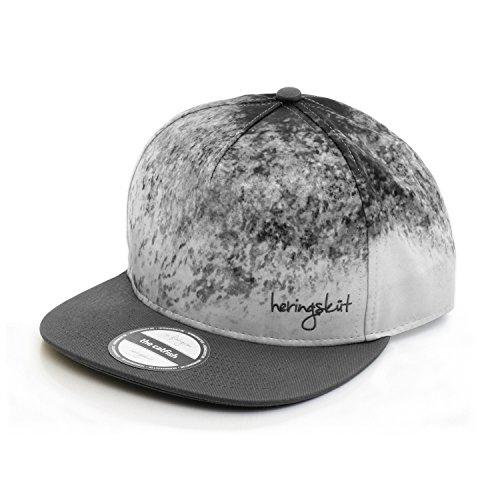 heringsküt Angel Cap I Basecap für Angler Snapback Anglerkappe Unisex I One Size 56 cm - 62 cm, Motiv Wels