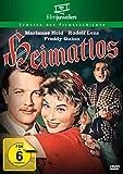 DVD Cover 'Heimatlos - mit Freddy Quinn (Filmjuwelen)