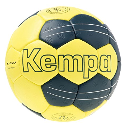 Kempa pallone Leo BASIC Profile, Unisex, Ball LEO BASIC PROFILE, gelb/petrol