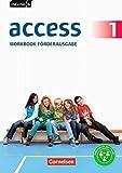 English G Access - Allgemeine Ausgabe: Band 1: 5. Schuljahr - Workbook - Förderausgabe: Arbeitsheft