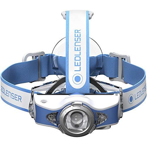 Ledlenser MH11 Outdoor LED Connect App Stirnlampe 500996 Farbe blau