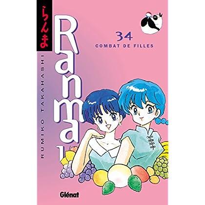 Ranma 1/2 - Tome 34 : Combat de filles