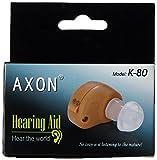 Axon K-80 Hearing Aid & Voice Amplifier,1 PC