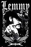 Close Up Motörhead Poster Lemmy 1945-2015 (61cm x 91,5cm)