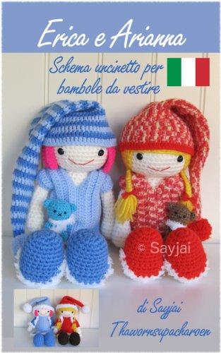 Erica E Arianna Schema Uncinetto Per Bambole Da Vestire Ebook