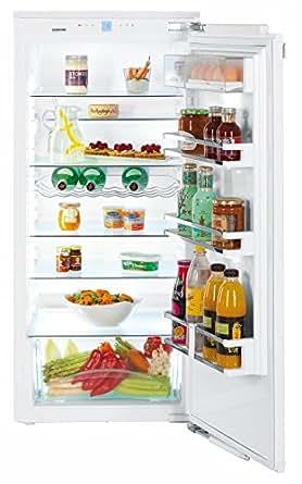 Liebherr IK 2350 Premium Intégré 216L A++ Blanc réfrigérateur - réfrigérateurs (Intégré, Blanc, Droite, 115°, Porte-sur-porte, Toucher)