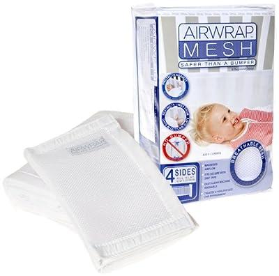 Airwrap malla 4lados ropa de cama conjuntos