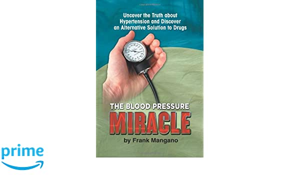 the blood pressure miracle english edition