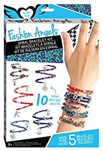 Fashion Angels 11990 Express - Pulsera en Espiral