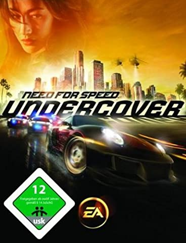 Need For Speed: Undercover [PC Code -