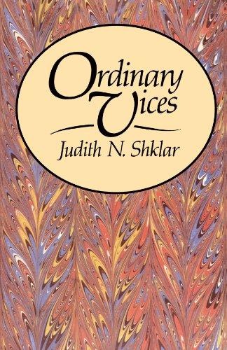 Ordinary Vices (Belknap Press)