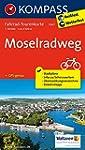 Moselradweg: Fahrrad-Tourenkarte. GPS...