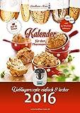 Kalender 2016: Lieblingsrezepte einfach & lecker