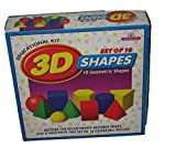 #10: OZ STORE 3D SHAPES ! MRP 429